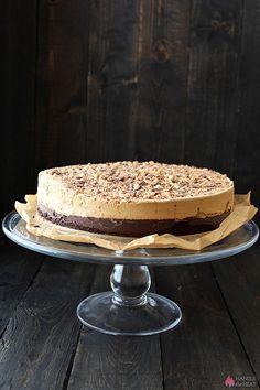 Mocha Brownie Ice Cream Pie Recipe