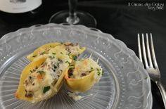 Conchiglioni Funghi e Carciofi Troppo spesso siamo portati a pensare che per realizzare un bel piatto occorrano ingredienti particolari, che sia necessario