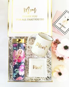 Items similar to Mother of the Groom Gift from Son Mom Gift Basket Mother of the Bride Gift from Bride Thank You Mom Gift Box EMPTY BOX on Etsy Diy Gifts For Mom, Diy Gifts For Boyfriend, Homemade Gifts, Gifts For Him, Girlfriend Gift, Baby Gifts, Thank You Mom, Thank You Gifts, Love Gifts