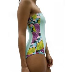 Aqua Shell / Orchid One Piece - Ao de clo | Swimwear
