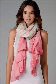 love summer scarfs
