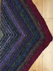 Ravelry: Noro Woven Stitch Shawl pattern by Z apasi