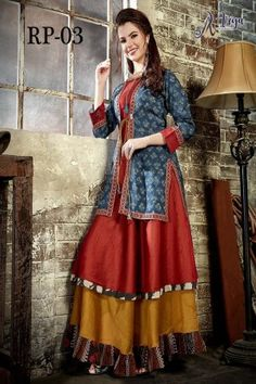 aryadress,maharani gown,designfull gown,fancy woman gown | Arya Dress Maker Kurti Designs Party Wear, Kurta Designs, Cotton Gowns, Latest Kurti, Fancy Gowns, Kurti Collection, Indian Designer Wear, Indian Fashion, Fashion Fashion