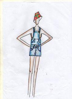 DRAGÃO FASHION BRASIL - Vicunha na coleção de beach couture da Mar Del Castro - www.guiajeanswear.com.br - #GuiaJeansWear : O Portal do #Jeans