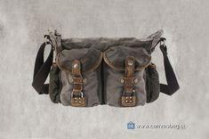 Leather Canvas Shoulder Bags Vintage Bag Canvas Shoulder Bag, Shoulder Bags, Vintage Bag, Leather Bag, Messenger Bag, Satchel, Vintage Purses, Shoulder Bag, Crossbody Bag