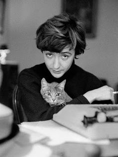 S·S: BONJOUR , FRANÇOISE SAGAN  #françoisesagan #bonjourtristesse #cats