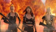 "The 10 Best Current Pop Music Videos: Taylor Swift - ""Bad Blood"""