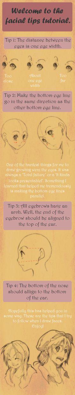 Head Tips Tutorial by saiyukiluver.deviantart.com on @deviantART