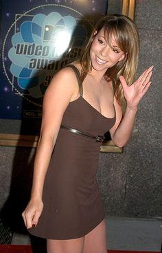 Mariah at the 1996 #