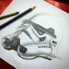 stormtrooper sketch