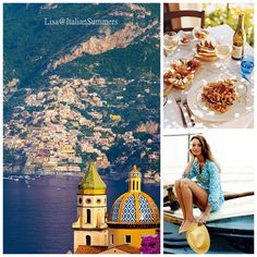 Italian Summers by Lisa, Amalfi Coast Creative work by Lisa, Italian Summers Photocredits unknown