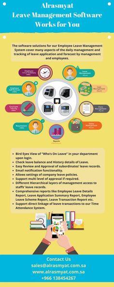 leave management software Management Pinterest Management - leave application