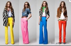 #colorful #pants #tugbasatelier