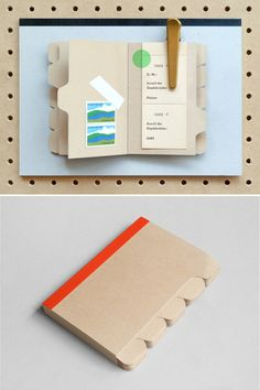 index cards book | present and correct