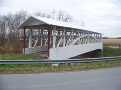 Bowser Covered Bridge   Bedford Co, PA