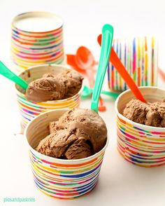 Homemade Chocolate Ice Cream | Community Post: 12 Homemade Ice Cream Recipes You'll Want To Make All Summer Long