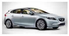 All New 2013 Volvo V40 Review