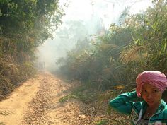Bokor on fire | Flickr - Photo Sharing!