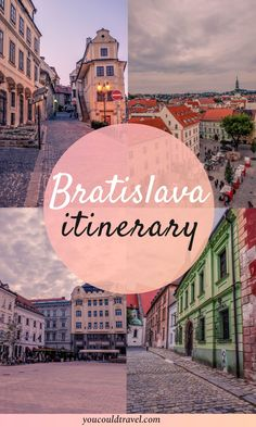 What to do in Bratislava - Wondering what to do in Bratislava? Check out our guide to all the top things to do in Bratislava, including where to eat and the best city vistas points. Ready to explore one of the coolest cities in Europe?