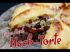 Hack-Torte – Low-Carb herzhafte Hackfleisch-Mahlzeit