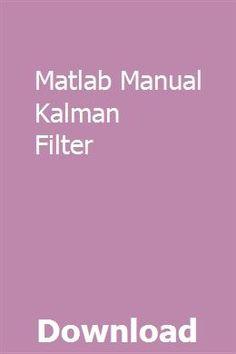 22 Best Kalman_Filter images in 2017 | Kalman filter, Filters, Stock