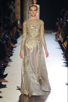 Elie Saab Haute-Couture autumn-winter 2012-2013