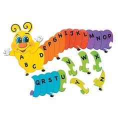 Alphabet Order Puzzle - OrientalTrading.com
