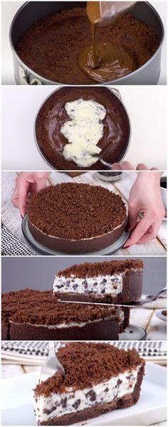 Minha amiga tem uma confeitaria e me ensinou a receita dessa torta que é um dos maiores sucessos de vendas, e com razão porque é DIVINAMENTE DELICIOSA! Veja a receita, faça e comprove! #torta #sobremesa