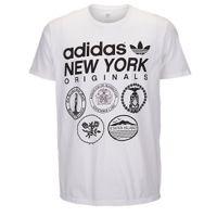 adidas Originals Graphic T-Shirt - Men's - White / Black