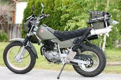 "99 TW-200 ""The ZombieStomper"" - Custom Fighters - Custom Streetfighter Motorcycle Forum"