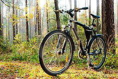 Bike by Tomasznajder, via Dreamstime