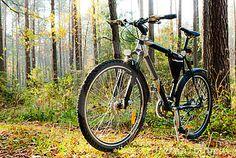 Bike by Tomasznajder, via Dreamstime