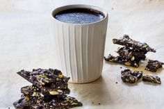 Chocolate crackle recipe, Bite – For those times when you need a chocolate fix Warren Elwin provides - Eat Well (formerly Bite) Edible Gifts, Melting Chocolate, Puddings, Sorbet, Dips, Food Ideas, Sweet Treats, Appetizers, Cooking Recipes