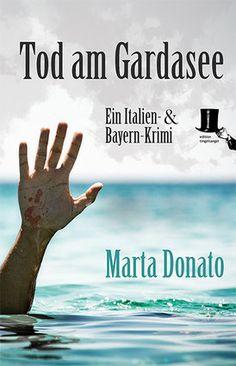 Mein Bücherregal und ich: [Rezension] Marta Donata - Tod am Gardasee