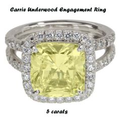 Carrie+Underwood+Engagement+Ring | Carrie Underwood engagement ring - 5 carats