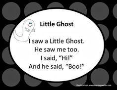 Play to Learn Preschool: Halloween Books & Fun
