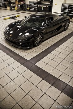 Koenigsegg CCX. One of the cars on fast five :)