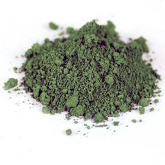 Green Chrome from Riverlea soap