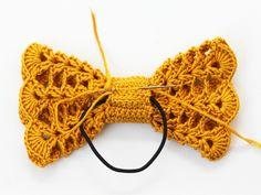 Weave in ends crochet