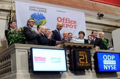 Office Depot Supports Green Business Challenge | Justmeans