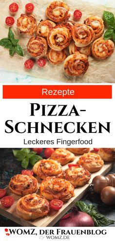 Pizzaschnecken Rezept: Leckeres Fingerfood für deine Party, Geburtstagsfeier oder sonstige Pizzafans – Sandy Pizza snail recipe: Delicious finger food for your party, birthday party or other pizza fans – # finger food # for # birthday party Pizza Snacks, Snacks Für Party, Pizza Recipes, Brunch Recipes, Grilling Recipes, Snails Recipe, Great Pizza, Pizza Bites, Naan