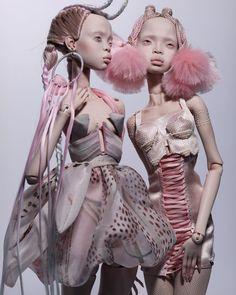 Africa Fashion, Fashion Dolls, Fashion Art, Popovy Sisters, Enchanted Doll, Realistic Dolls, Creepy Dolls, Little Doll, Creepy Cute