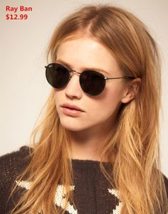 #RayBan #RayBanSunglasses Never Hide in summer. Be the best of you. And just $12.99 now.