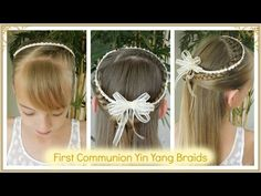 Trenza Cordon Frances con Canasta / French Braid with Basket Weave - YouTube
