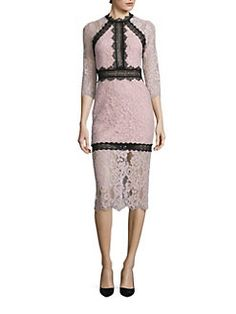 Alexis - Marissa Lace Sheath Dress