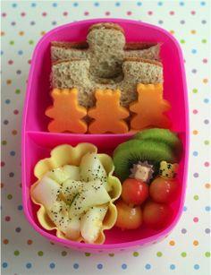 Comidinhas saudáveis pra lancheira