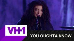 Lorde and Haim + Are You Strong Enough to Be My Man? + You Oughta Know I... <<< LOL they are really good just ignore Lorde's dancing