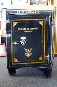 antique floor safe decals for sale - Google Search