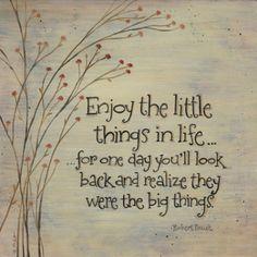 Het Regent Geluk: De kleine dingen maken het verschil