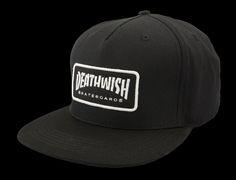 Thrash Death Snapback Cap by DEATHWISH